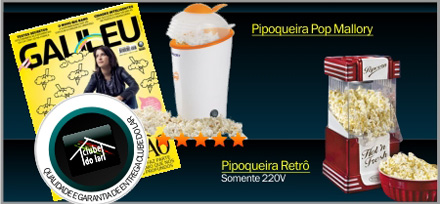 Revista Galileu indica produtos CLube do Lar
